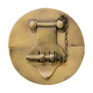 真鍮ロックプレートcucr0054画像