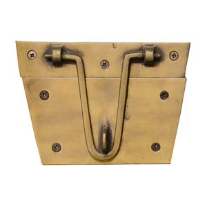 真鍮ロックプレートcucr0055画像